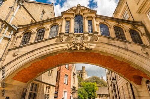 Fotografía Bridge of Sighs,  Oxford University