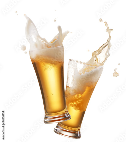 Canvas Prints Beer / Cider toasting