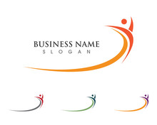 Health People Success Life Logo