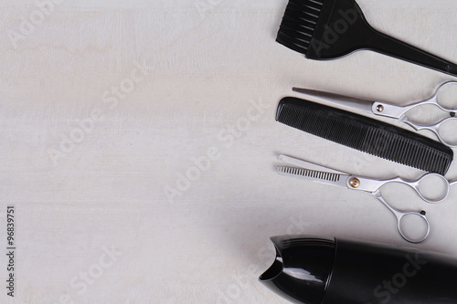 Stylish Professional Barber Scissors, Hair Cutting and ...