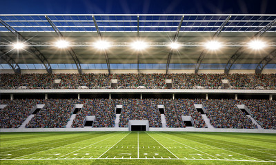 Stadion Football Mitte