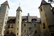 Colombier Castle - Neuchatel - Switzerland