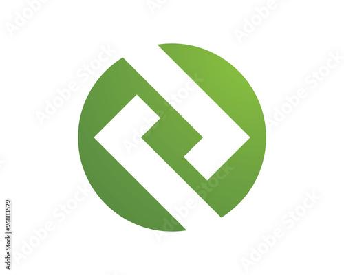 Fototapeta Business corporate Logo Template obraz na płótnie