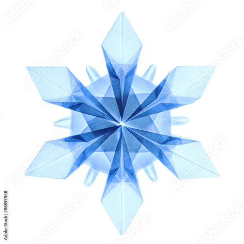 Origami Snowflakes Buy This Stock Illustration And Explore Similar