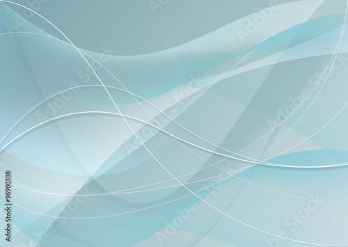 Fototapeta Sfondo astratto con linee bianche obraz