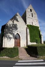 Porche De L'église De Criqueb...