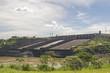 Itaipu Dam View from Brazilian Border