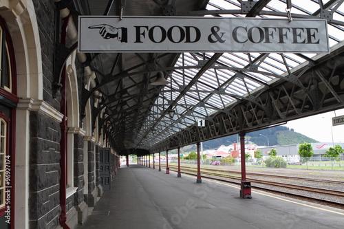 Fotografía  Dunedin Railway Station