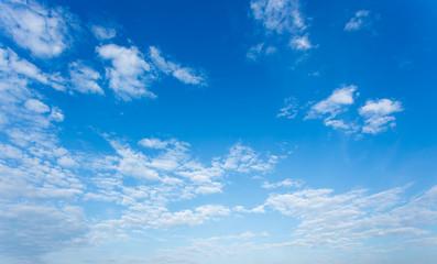 Fototapeta Clouds and blue sky background