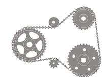 Gear Chain Transmission