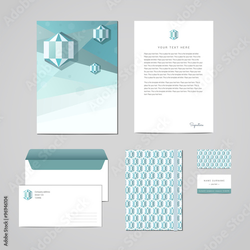 Corporate identity design template documentation for business corporate identity design template documentation for business folder letterhead envelope notebook flashek Image collections