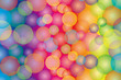 #Background #wallpaper #Vector #Illustration #design #free #free_size #charge_free #colorful #color rainbow,show business,entertainment,party,image 背景素材壁紙,虹彩,虹色,レインボーカラー,七色,カラフル,円,球,幻想的,夢,ファンタジー,にじ,