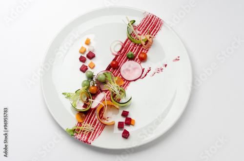 Fotografía Molecular cuisine