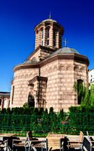 Curtea Veche, A Residence Of Vlad Iii Dracula, In Bucharest
