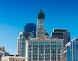 Beautiful Boston skyline, Massachusetts