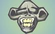 Szympans głowa