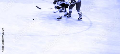 Fotografie, Obraz  Eishockey Weltmeisterschaft