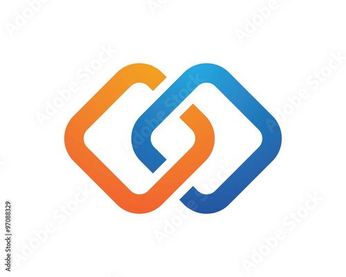 Photo  Business corporate Logo Template