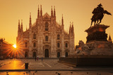View of Duomo at sunrise - 97120982