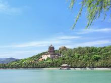 Kunming Lake At The Majestic S...