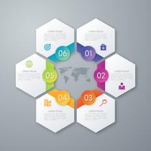 Stock Options Infographics Six...