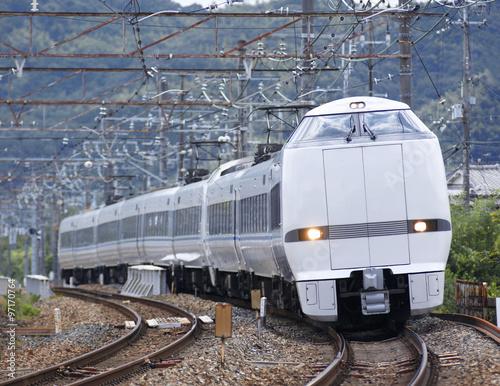 Fototapeta JR西日本683系 サンダーバード