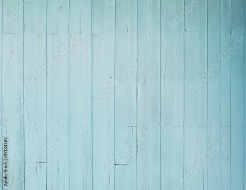 stara-niebieska-sciana-z-drewna