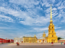 Saint Peter And Paul Cathedral...