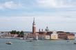 Isola di San Giorgio Maggiore in Venice, Italy