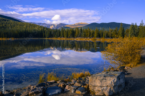 Wonderland Colorado Canvas