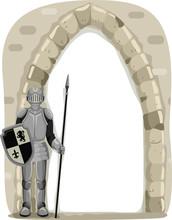 Knight Guard Frame