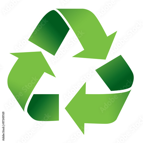 recycle symbol isolated on white buy this stock vector and explore rh stock adobe com recycle symbol vector ai