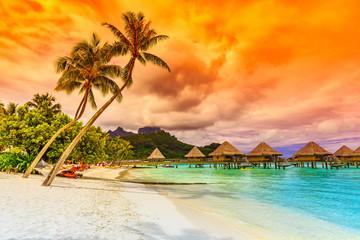 Bora Bora, French Polynesia.