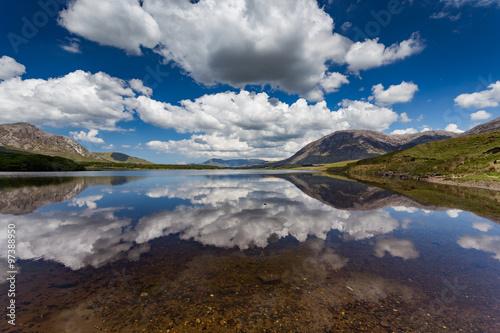 Foto op Plexiglas Panoramafoto s Connemara, County Galway, Ireland.