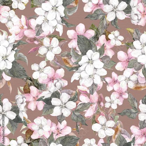 bezproblemowy-powtarzalny-wzor-kwiatowy-rozowa-wisnia-sakura-i-kwiaty-jablka-akwarela