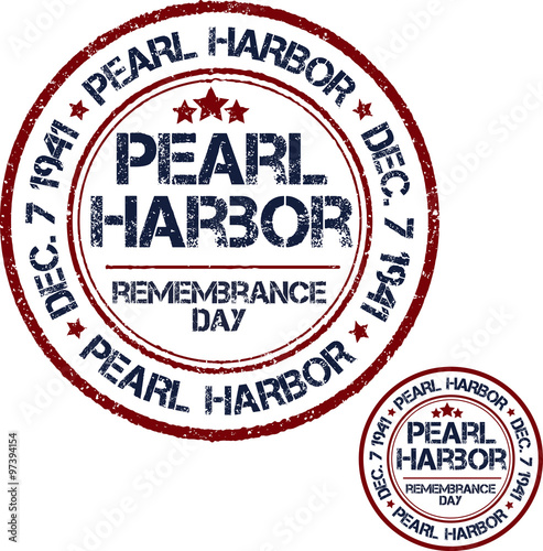 Photo  Pearl Harbor. Remembrance day