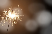 Wunderkerze - Neujahr / Silvester