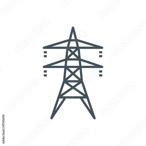 Carta da parati Electricity icon