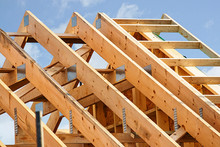Standard Timber Frame Roof Str...