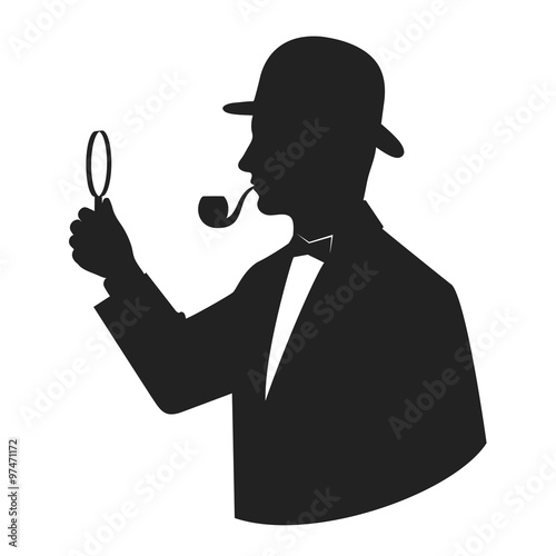 Fotografía  silhouette sleuth