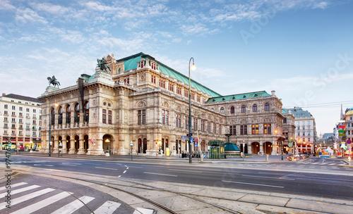 Papiers peints Opera, Theatre Vienna Opera house, Austria