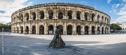 Photo Roman Arena in Arles, France