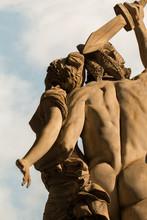 Raub Der Polyxena, Florenz