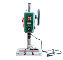Bench-mounted Drill Press Isol...