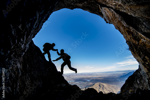 Fotografie, Tablou tırmanış desteği ve mağara araştırmacılığı