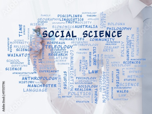 Social science - Buy this stock illustration and explore