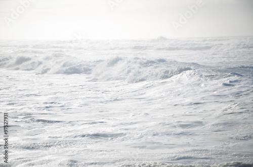 Fotografie, Obraz  White Waves