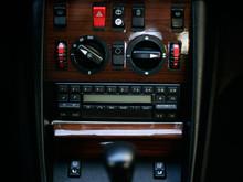 Oldtimer Limousine Radio