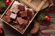 Christmas Fudge Traditional Ho...