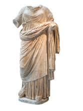 Ancient Greek Headless Statue ...